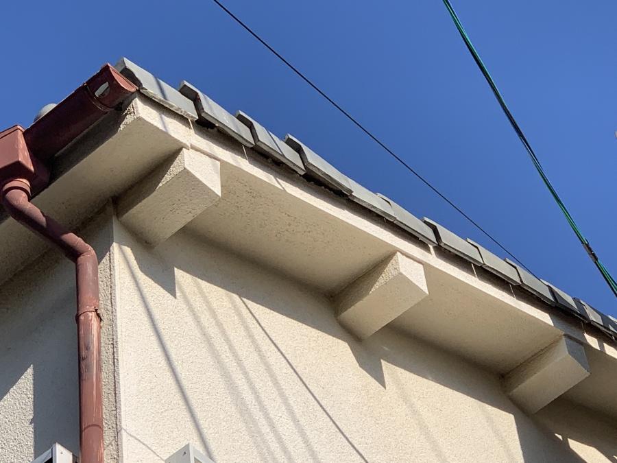 三木市で瓦屋根点検!火災保険を申請するための瓦屋根調査です。