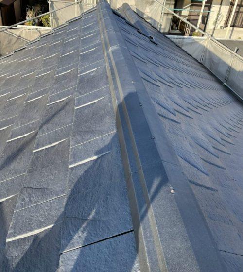 ルーガを葺いた屋根