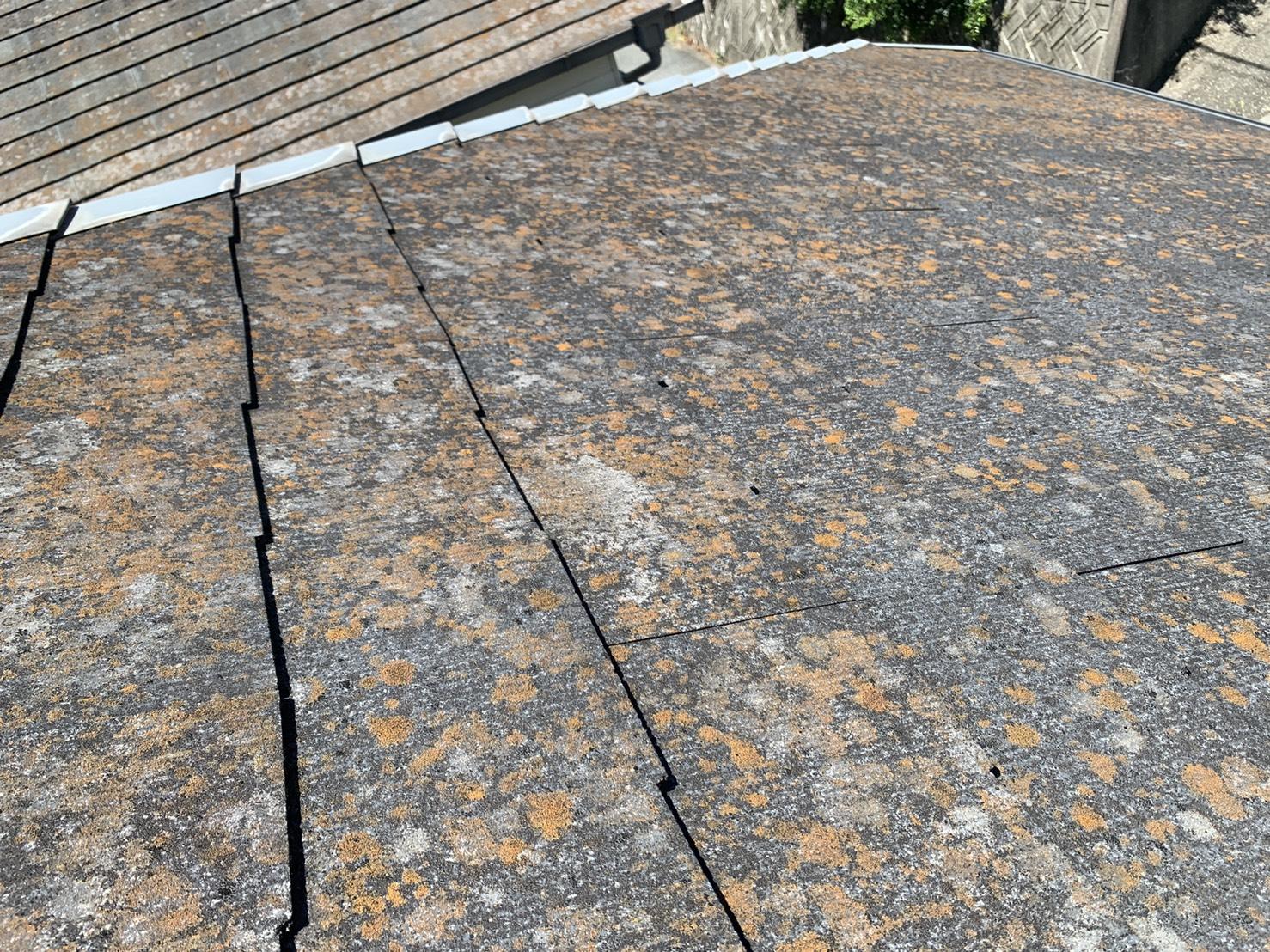火災保険が適応されない経年劣化したスレート屋根