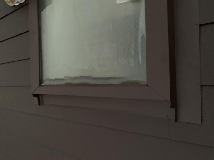 天窓廻りを収めた様子