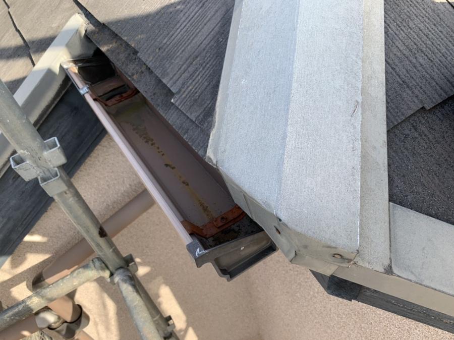 神戸市北区で雨樋修理を行いました!雨樋修理の費用もご紹介