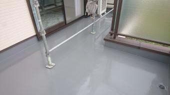 通気工法のウレタン防水