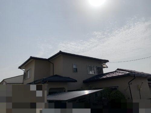 完工後のお家の写真